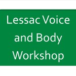 Two Day Essential Lessac Workshop for Voice and Body