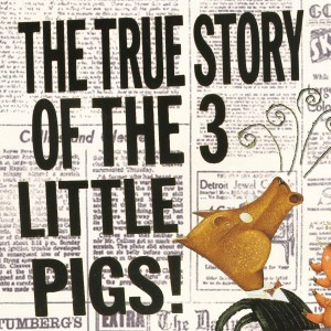 NC Stage :The True Story of the Three Little Pigs