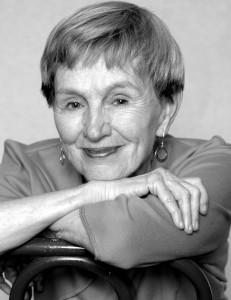 Barbara Bates Smith Black and White