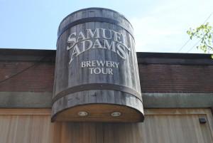 SamAdams Tour Outside