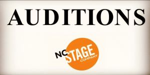 NC Stage Company Ensemble Auditions for AS YOU LIKE IT