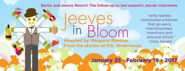 Jeeves in Bloom Slider