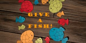 GIVE A FISH CAMPAIGN