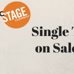 Single tickets on sale now!