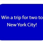 Win a Trip for Two to New York City!