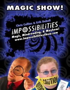Impossibilities- Promo 2