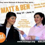 First Week Specials for Matt & Ben