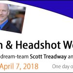 Workshop with Scott Treadway and Charlie Flynn-McIver!