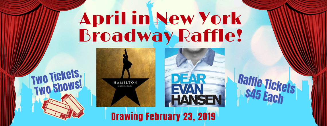 Win a Trip to see DEAR EVAN HANSEN & HAMILTON!