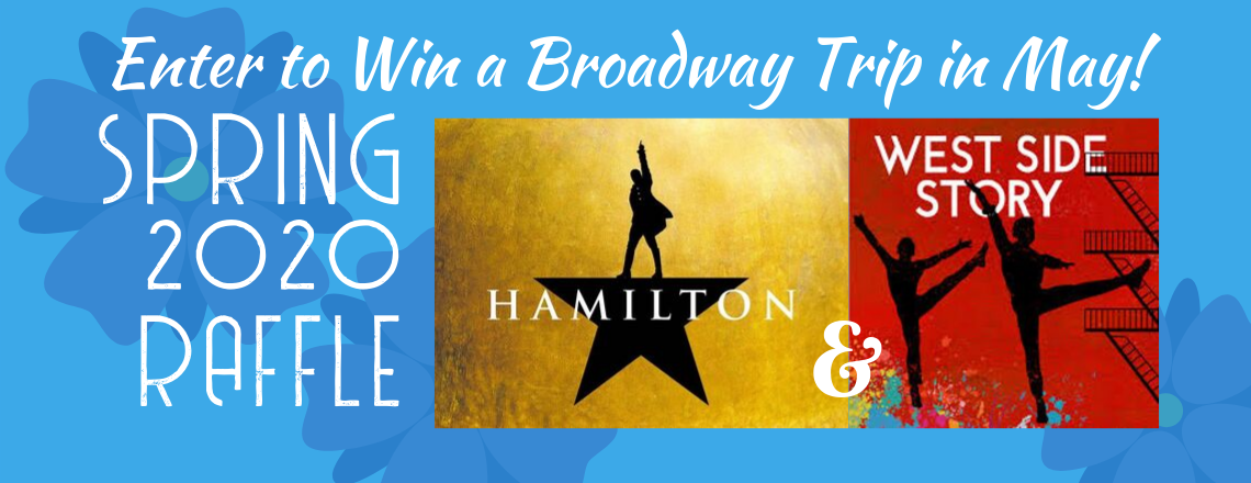 Win a Trip to see WEST SIDE STORY & HAMILTON!